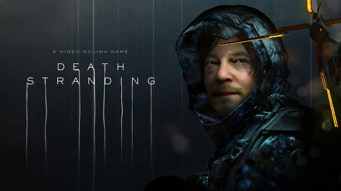 Death Stranding - Title
