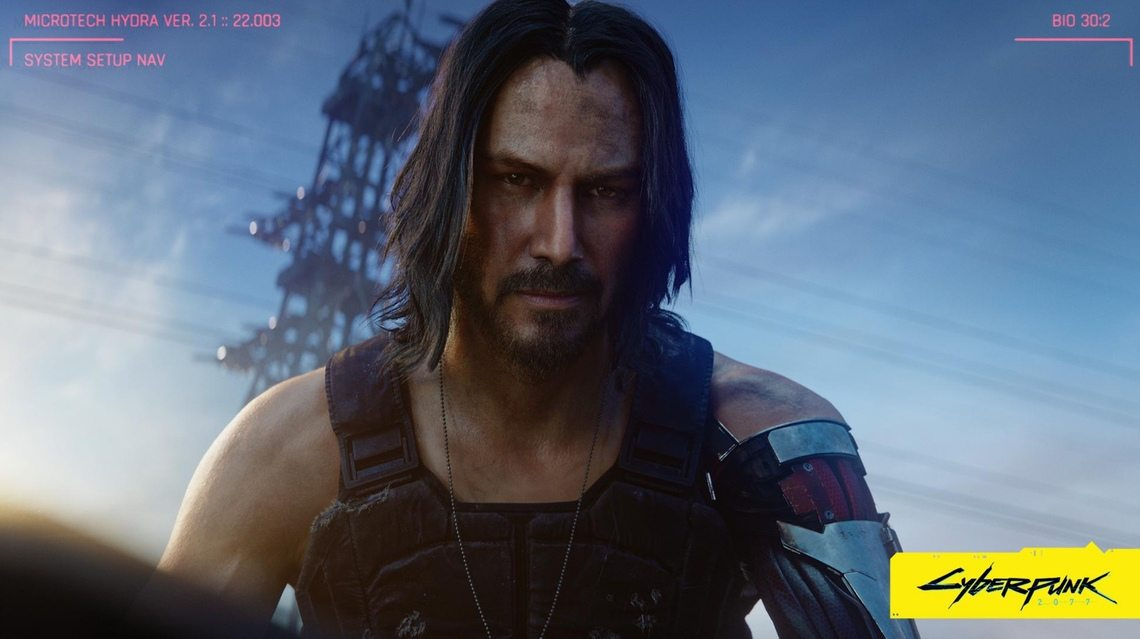 Keanu Reeves Doubled Cyberpunk 2077 Screen Time Because He Loved His Character
