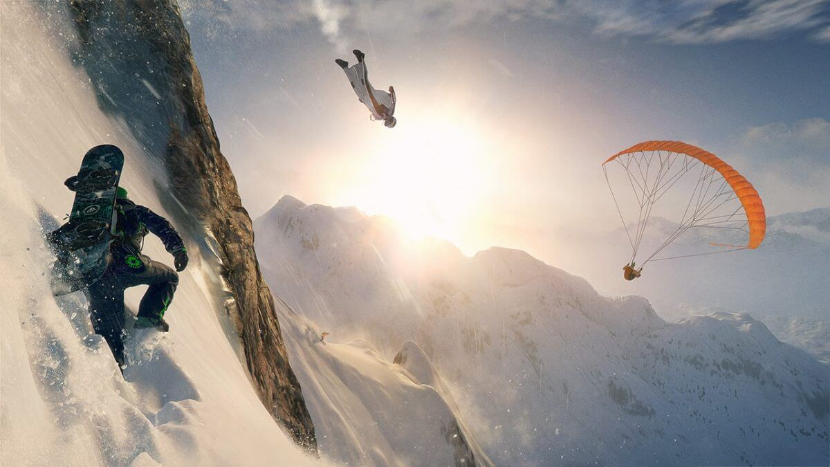 Source: Steep 2 In Development, Ubisoft Licensing Third-Party Music