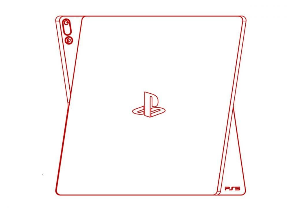 Is This the Playstation 5 Design Patent? Probably Not
