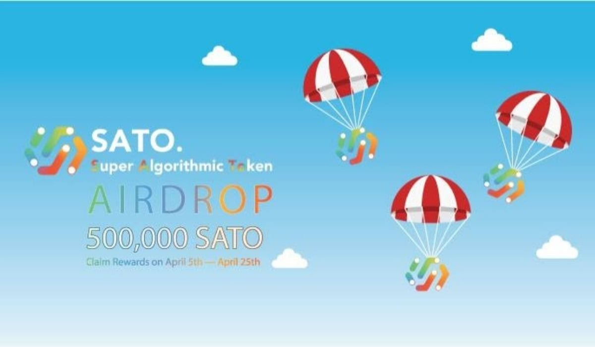 10% of Super Algorithmic Token (SATO) to Be Distributed Among 50k Defi Users